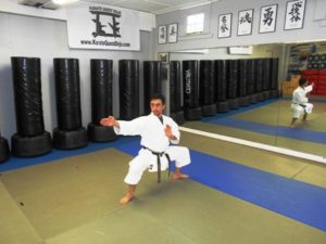 goju ryu at karate quest dojo